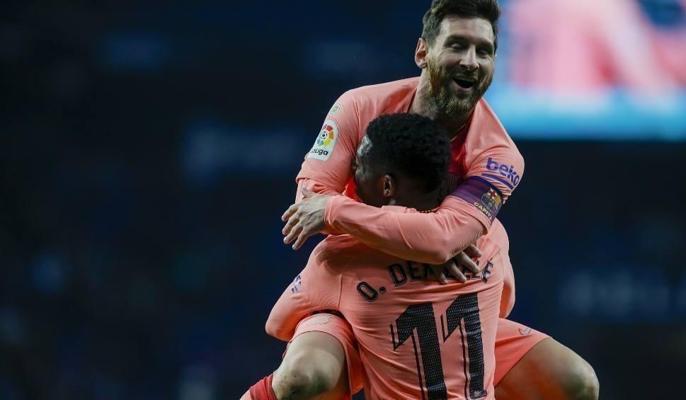 Film do artykułu: Lyon - Barcelona 0:0. Skrót meczu Ligi Mistrzów WIDEO na YouTube w TV. LIVE STREAMING. O której, gdzie jest mecz? Obszerny skrót meczu