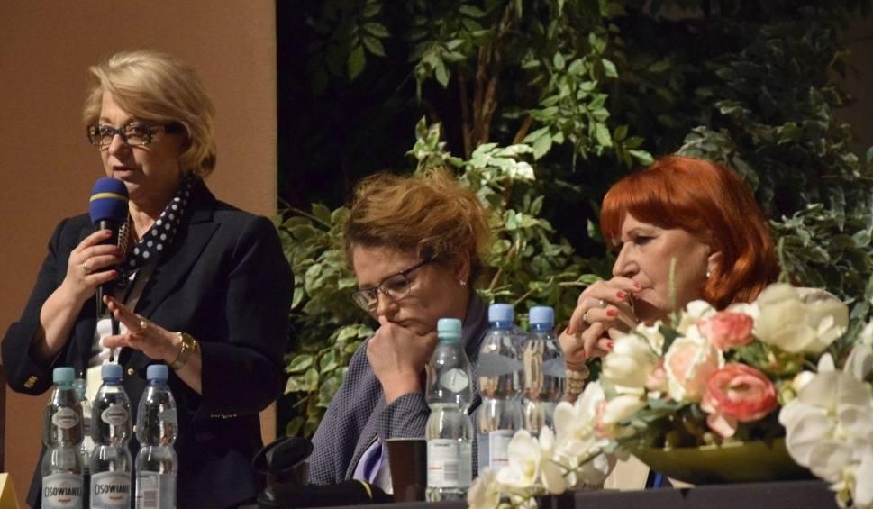 Film do artykułu: Zjazd pielęgniarek w Kielcach z wiceminister zdrowia (WIDEO, zdjęcia)