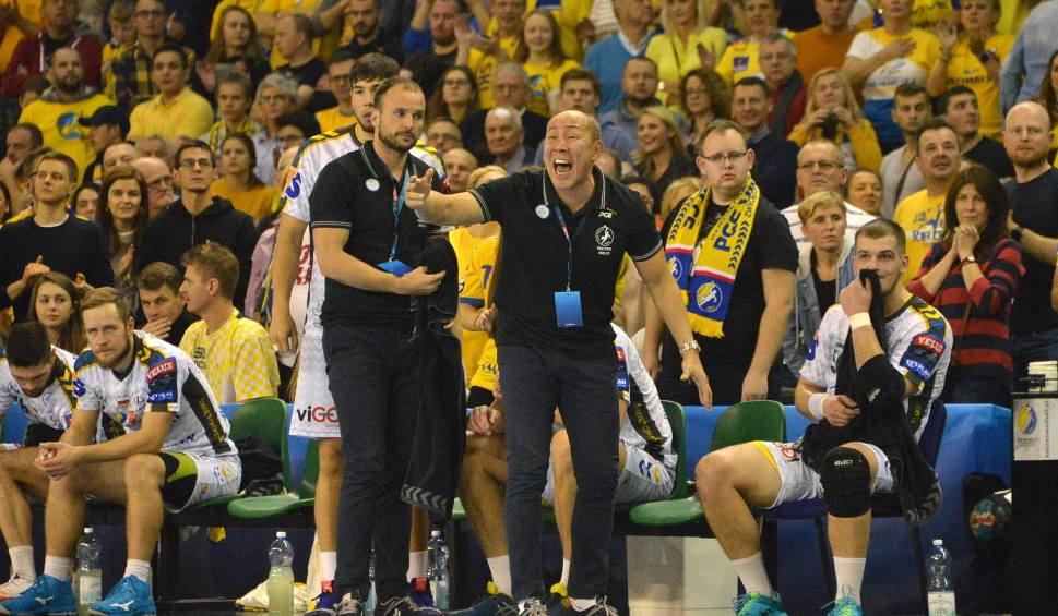 Film do artykułu: Talant Dujszebajew po wygranym meczu w Mielcu: Cieszę się, że Alex wrócił