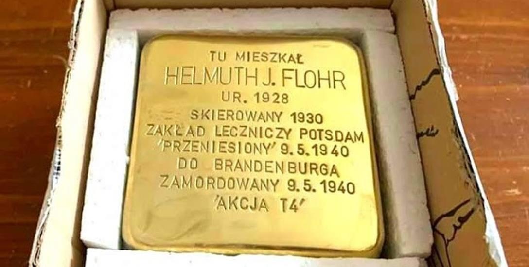 Kamień pamięci ma pojawić się przy ulicy Narutowicza w Słubicach