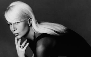 Donatella Versace - Muza, która przeobraziła się w bisneswoman