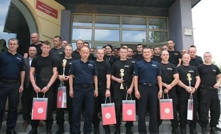 Turniej Par Patrolowych: Najlepsi policjanci w województwie