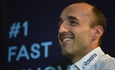 Robert Kubica bliski powrotu do F1. W czwartek konferencja zespołu Williams
