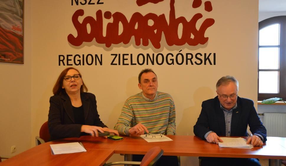 Film do artykułu: Pracownicy firmy Chroma w Żarach założyli związek zawodowy. Kilka dni później zostali zwolnieni [WIDEO]