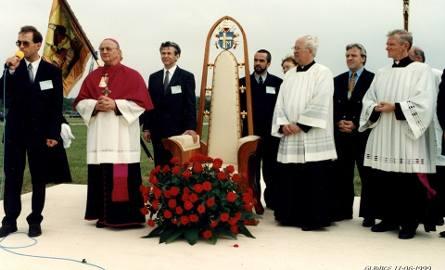 20 rocznicza wizyty Jana Pawła II w Gliwicach. Jak ją wspomina Zygmunt Frankiewicz, prezydent Gliwic