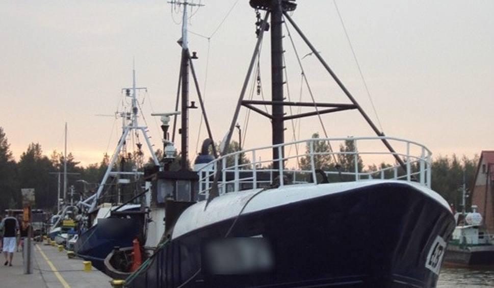 Film do artykułu: Rybacy z Łeby wyłowili z Bałtyku ciało kobiety
