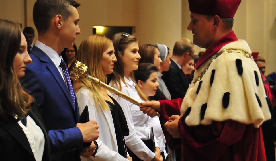 Film do artykułu: Kraków. Uniwersytet Papieski zainaugurował swój nowy rok akademicki