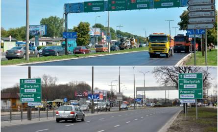 Jak dojechać do Warszawy? Z lubelskich ulic zniknęły znaki