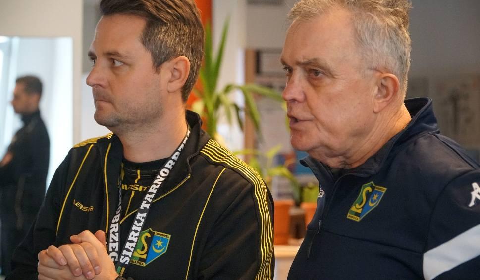 Film do artykułu: 2 liga. Włodzimierz Gąsior, trener Siarki Tarnobrzeg odesłał dwóch testowanych piłkarzy do domu