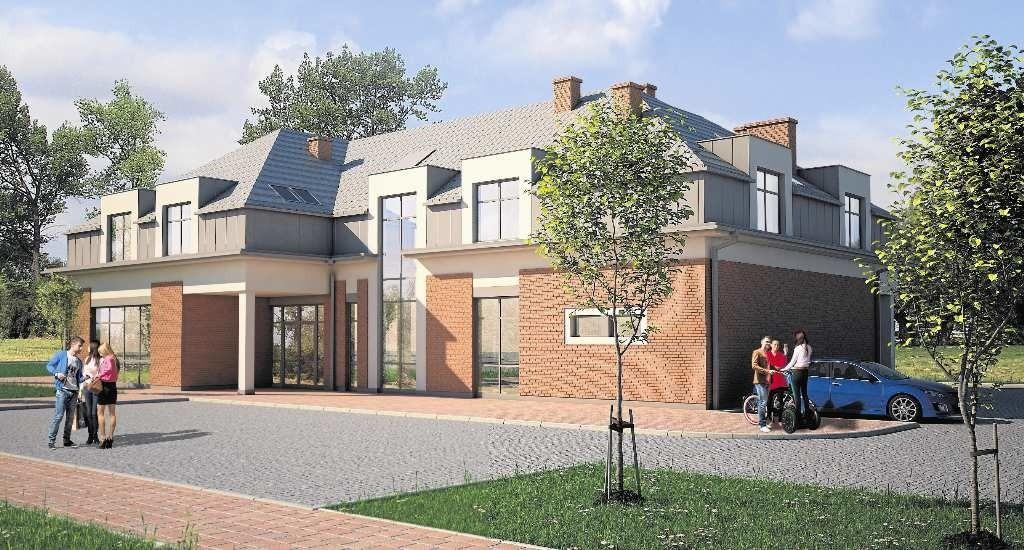 Tak będzie wyglądał budynek, w którym będzie tymczasowa siedziba papieża Franciszka