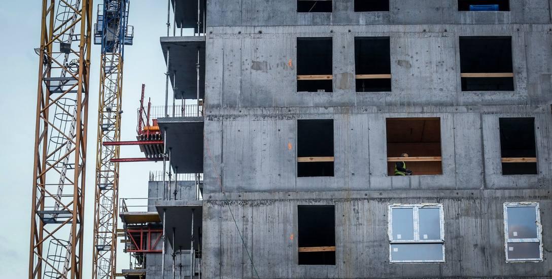 Nowe mieszkania z ogródkiem w Lipnie są już rysowane
