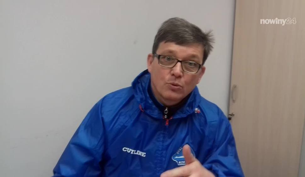 Film do artykułu: Jest nowy trener Stali Rzeszów. Przyjechał z Ukrainy [WIDEO]
