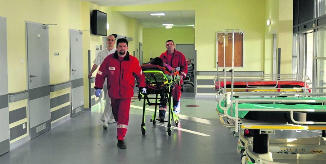 """Także i na oddział ratunkowy u """"Jurasza"""" trafiają nieubezpieczeni cudzoziemcy ze Wschodu"""