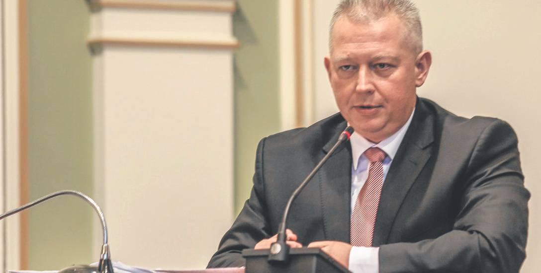 Aleksandra Dulkiewicz tłumaczy, że decyzja o mianowaniu Andrzeja Bojanowskiego na prezesa Arena Gdańsk była spowodowana rezygnacją dotychczasowej pr