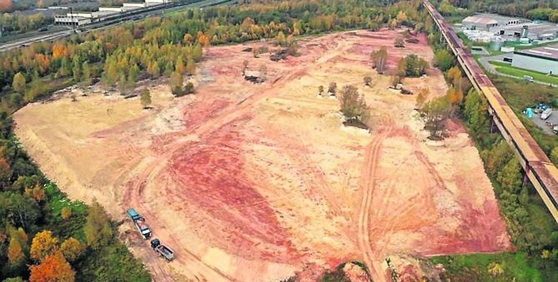 Na przygotowanie nowych terenów inwestycyjnych na Kazdębiu miasto planuje wydać 13 milionów złotych