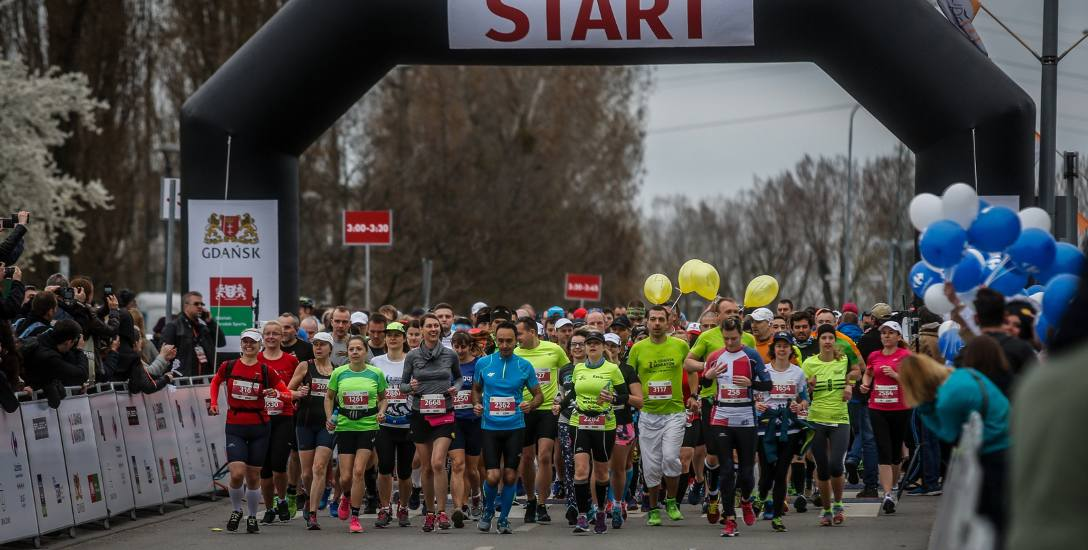 Gdańsk Maraton odbywa się w kwietniu, a to świetna pora na wysiłek na dystansie 42,195 km