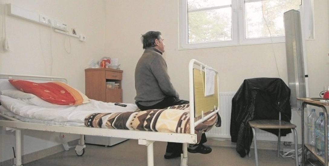 W szpitalu w Jaroszowcu co roku leczy się na gruźlicę ok. 300 osób, w tym kilku z lekoopornej odmiany tej groźnej choroby