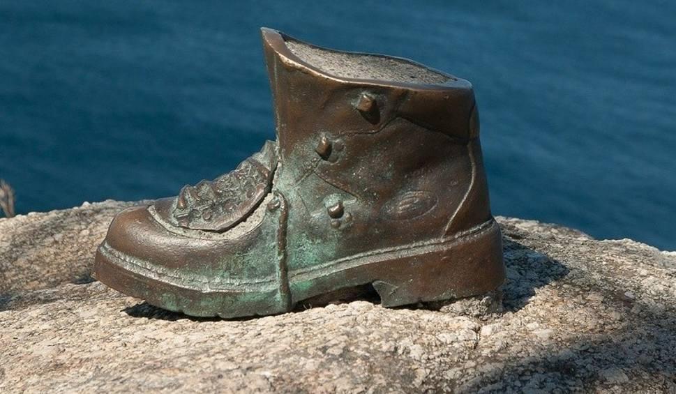 Film do artykułu: Odlewy butów pojawią się na ulicach Krapkowic