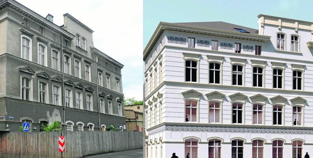 Najpierw kamienica przy ulicy Chrobrego musi zostać rozebrana i odtworzona. Partnerem miasta w tworzeniu centrum nauki jest m.in. Stargardzkie Towarzystwo