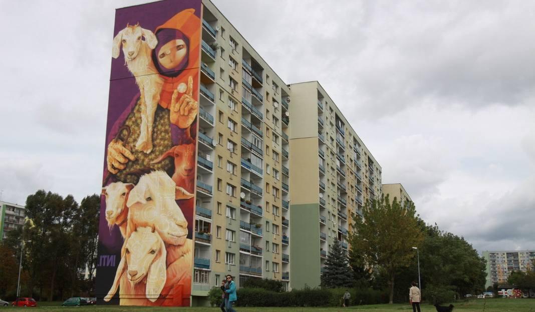 Murale W Łodzi, Czyli Galeria Urban Forms. Wybierz Swój Ulubiony