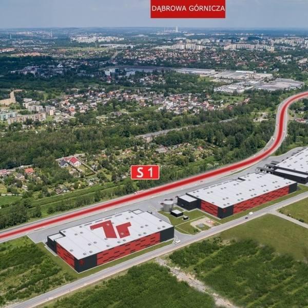 Nowe logistyczne centrum magazynowe w Sosnowcu powstaje przy trasie S1