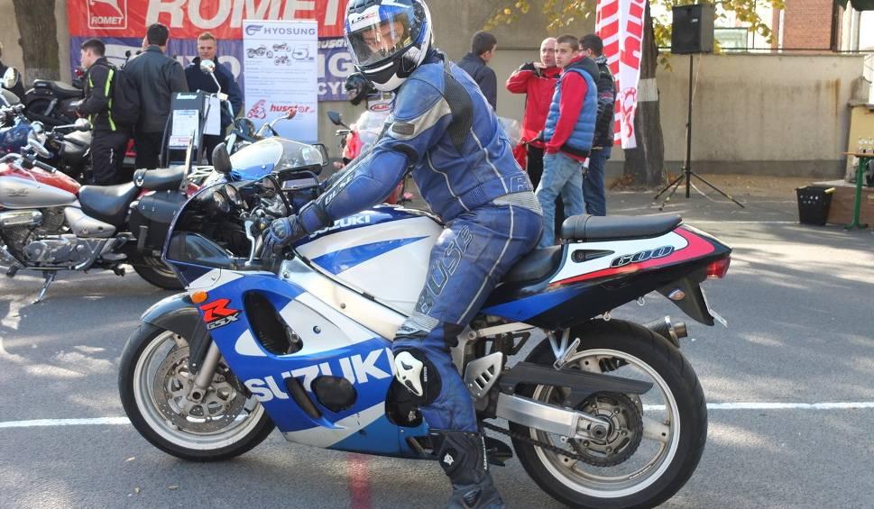 Film do artykułu: Ponad 200 motocykli przyjechało do centrum Opola [film, zdjęcia]