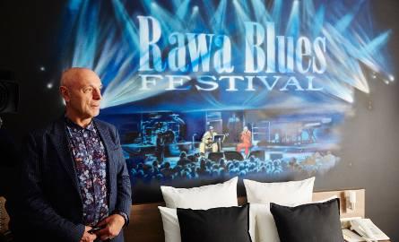 """Pokój """"Rawa Blues"""" w hotelu Novotel? Tak - od dziś [ZDJĘCIA]"""