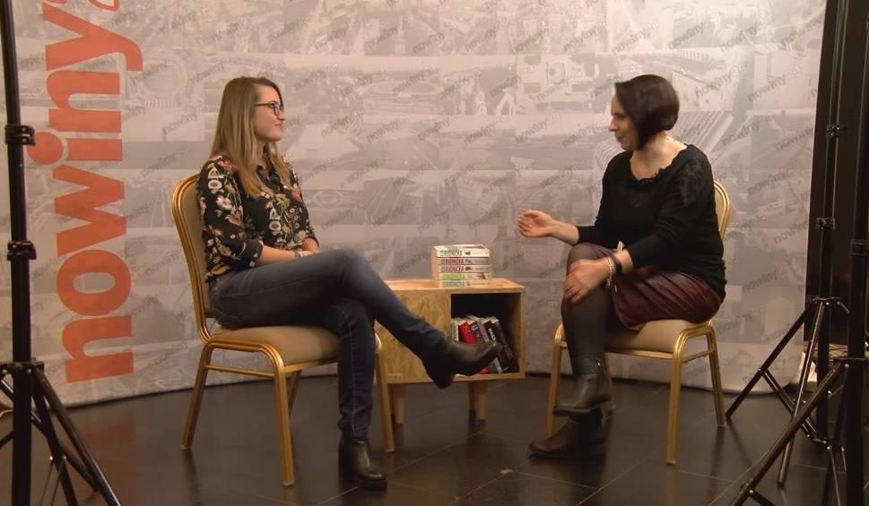 Film do artykułu: Rozmowa z Olgą Rudnicką. Czy sny nadal inspirują ją do pisania książek?