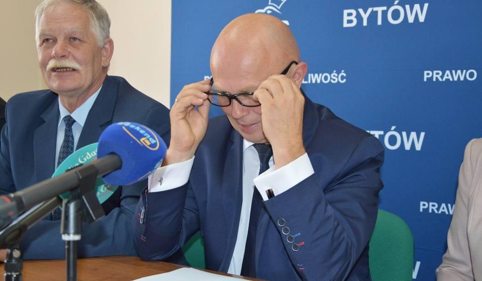Film do artykułu: Leszek Szymczak oficjalnie kandydatem PiS na burmistrza Bytowa [zdjęcia, wideo]