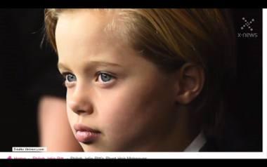 11-letnia córka Angeliny Jolie i Brada Pitta swoim chłopięcym wyglądem od dawna prowokuje plotki i spekulacje na temat chęci zmiany płci. Ostatnio w