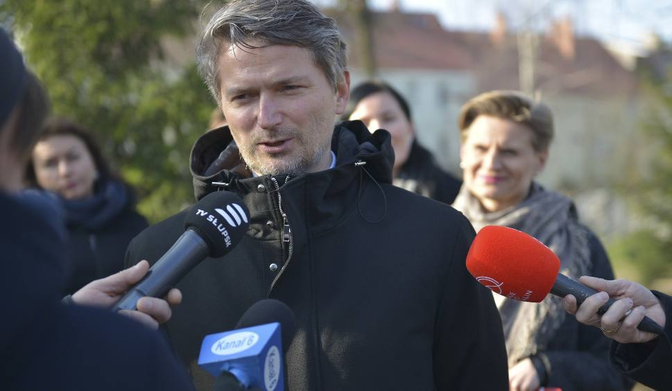 Film do artykułu: Pełnomocnik  prezydentki ds. sportu rozpoczął pracę w słupskim magistracie