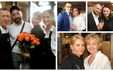 Nowa włoska restauracja otworzyła się w centrum Szczecina. Zobacz kto odwiedził lokal [ZDJĘCIA]