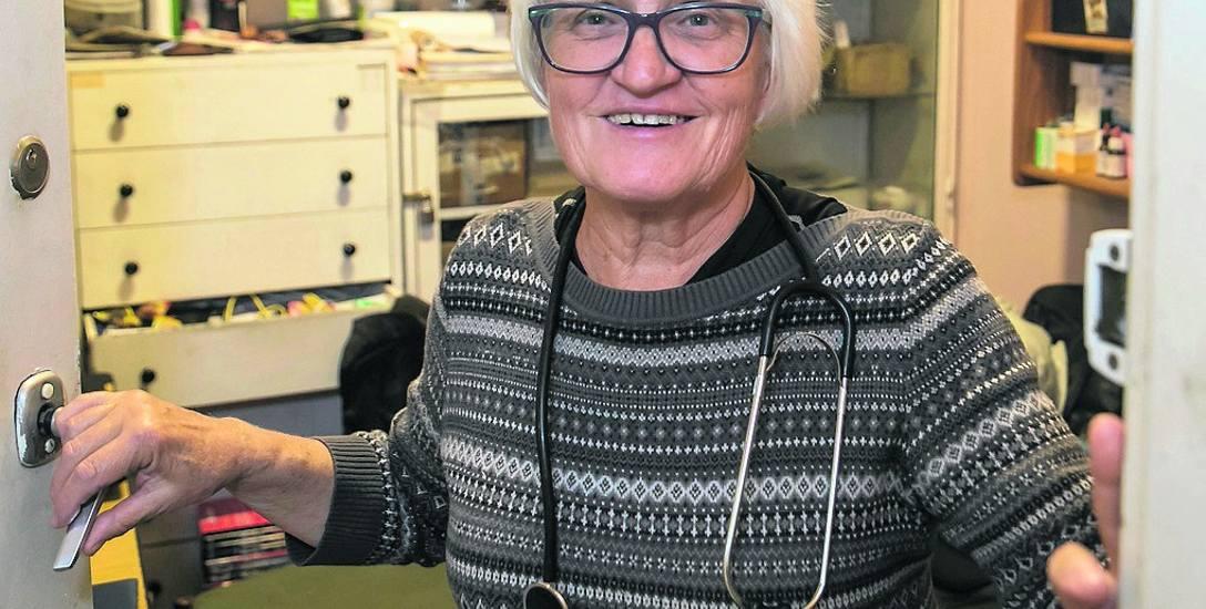 Doktor Ilona Rosiek-Konieczna