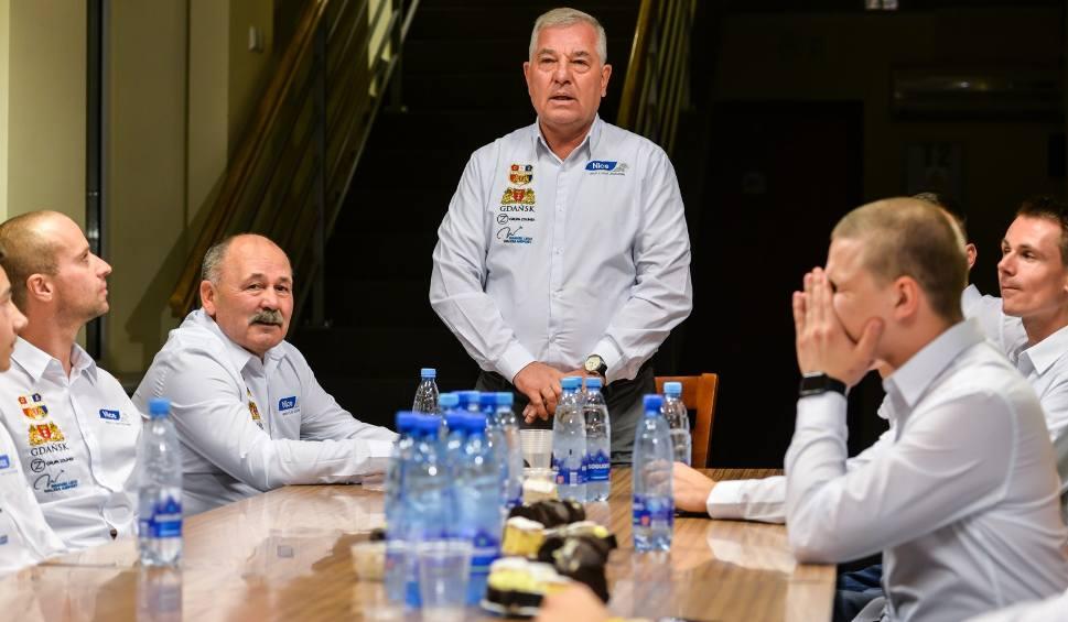 Film do artykułu: Tadeusz Zdunek, prezes Wybrzeża Gdańsk: Będą cztery mocne zespoły, ale faworytem jest Zdunek Wybrzeże! [ROZMOWA]