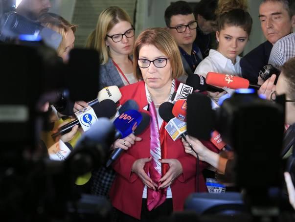 Beata Mazurek nową liderką PiS w regionie. Właśnie to dobitnie udowodniła