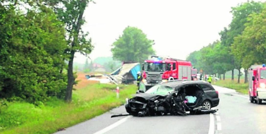 Paulina M. wiozła zabitego syna przez pół Polski zanim doszło do wypadku. Kobieta przyznała się do winy