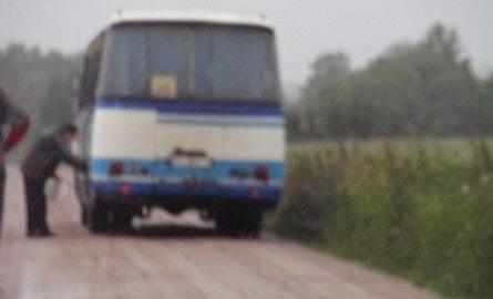 Czy kierowcy PKS ściągają paliwo z autobusów? [FOTO]