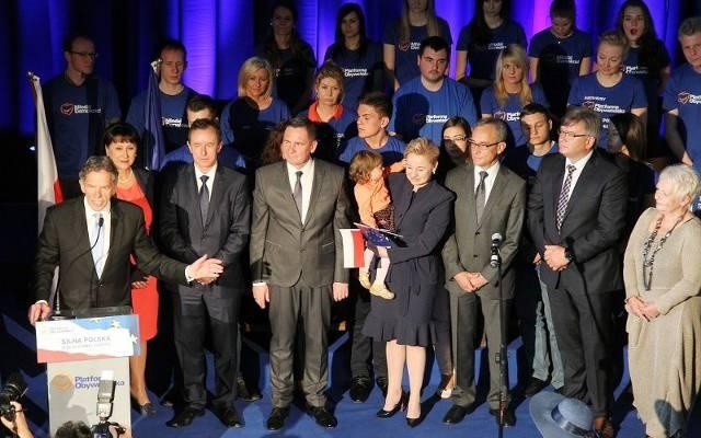 Końcowe Odliczanie Szczecińskiej Platformy Obywatelskiej