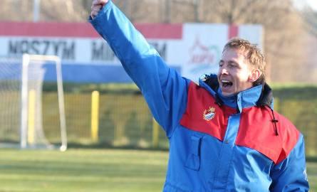 Trener Gryfa:odejdę ostatni (wywiad)