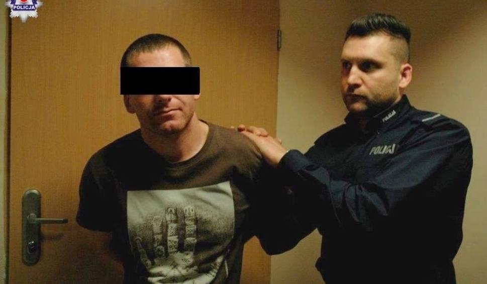 Film do artykułu: Zabójstwo podczas domowej awantury w gm. Uścimów. Mężczyzna dźgnął nożem swojego ojca