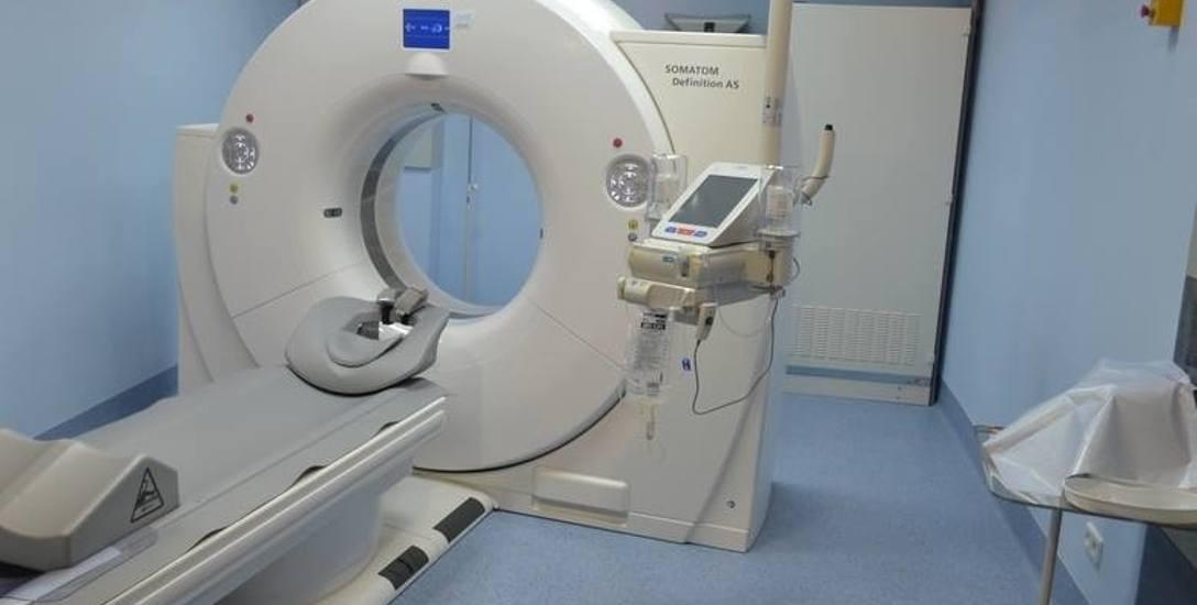 Szpital w Nowej Soli potrzebuje nowego tomografu