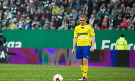 Adrian Błąd grał w poprzednim sezonie w Arce Gdynia.