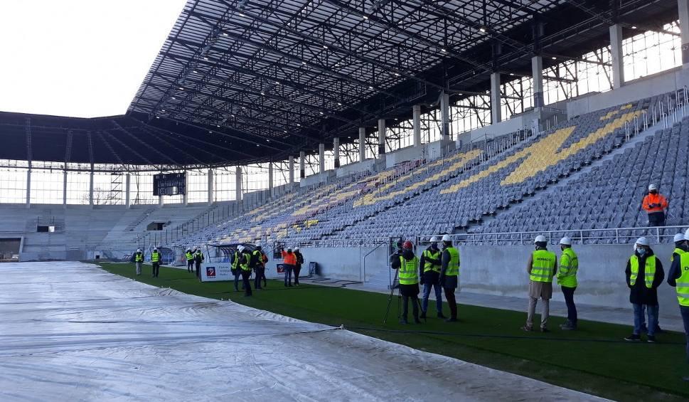 Film do artykułu: Stadion Pogoni Szczecin będzie gotowy w II kwartale 2022 roku. Zobacz ZDJĘCIA