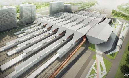 Całkowicie nowe perony dworca Warszawa Zachodnia zostaną przykryte estetycznym dachem. Na całym dworcu wymienione zostaną tory i rozjazdy - w sumie ok.