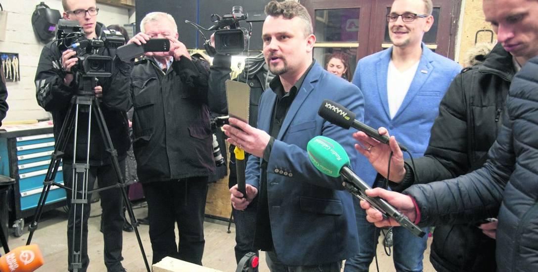 Otwarcie Męskiej Szopy było pierwszym projektem pomocowym fundacji Indygo w Słupsku. Teraz przygotowuje się ona do kolejnego