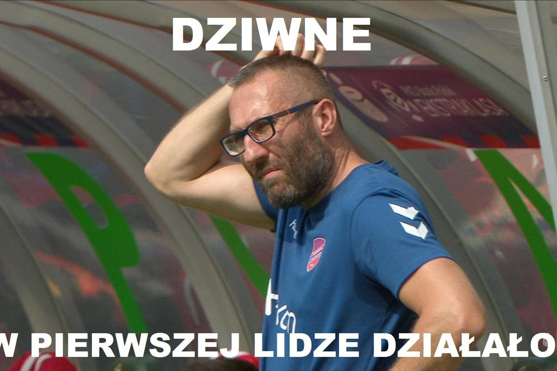 Legia jak Szpilka. Najlepsze memy po 1. kolejce ekstraklasy