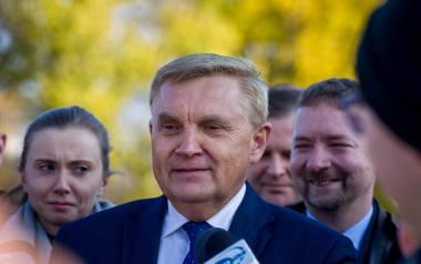 Tadeusz Truskolaski ma potężne zaplecze w postaci 16 radnych Koalicji Obywatelskiej