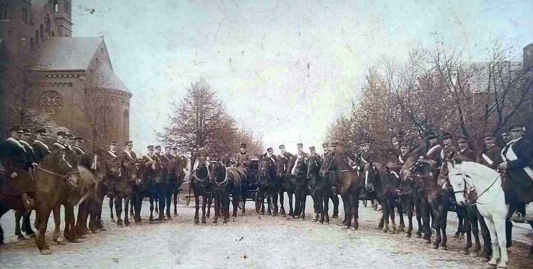 Rok 1929 obchody 10. rocznicy niepodległości w Inowrocławiu.