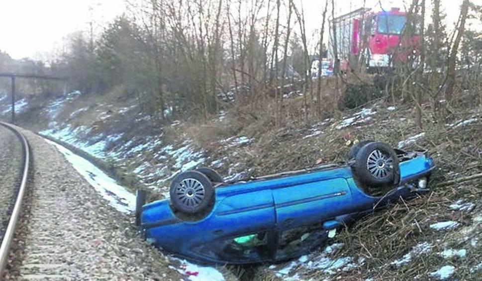 Film do artykułu: Wypadek w Tarnobrzegu. Było groźnie