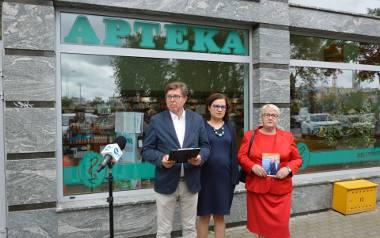 W gdyńskich aptekach brakuje leków. Posłowie Koalicji Obywatelskiej wzywają rząd do zajęcia się kryzysem